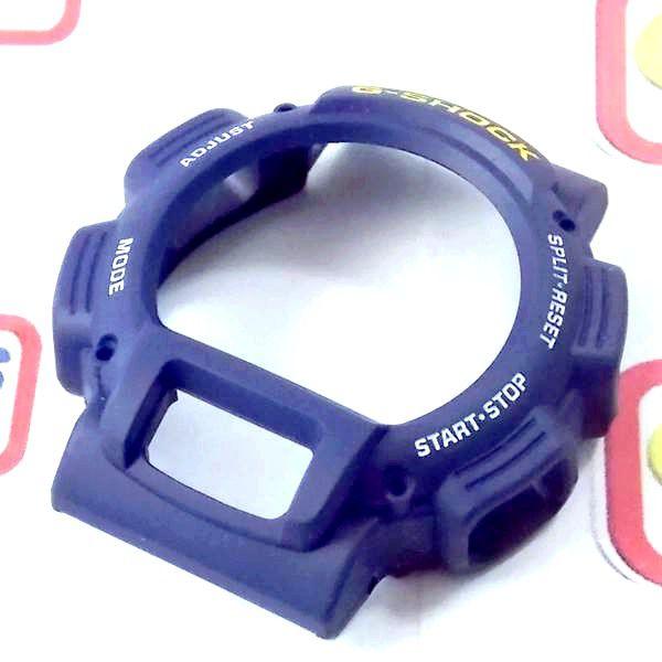 Bezel Capa Casio G-shock Dw-9052-2 Dw-9050 Azul - 100%original  - E-Presentes
