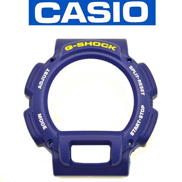 Bezel Capa Casio G-shock Dw-9052 Dw-9050 Azul - 100%original  - Alexandre Venturini