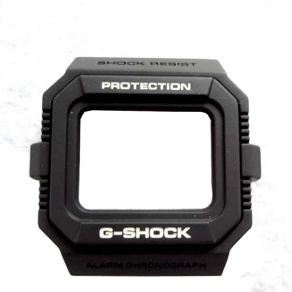 Bezel Capa Casio G-Shock DW-D5500-1 Resina Preto  - E-Presentes