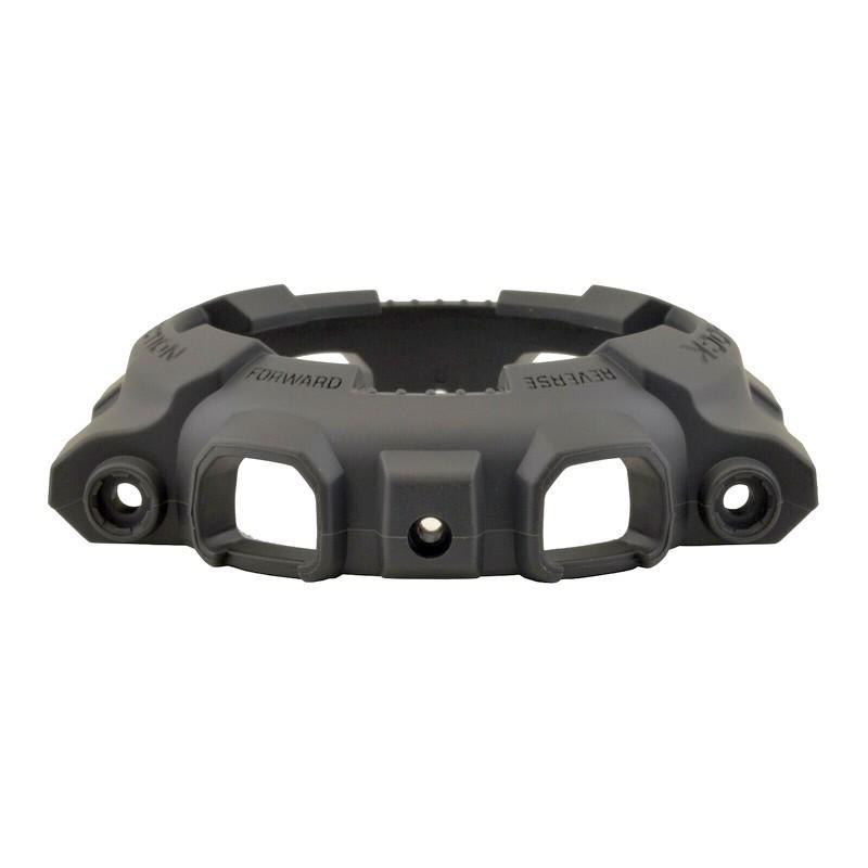 Bezel Capa Casio G-shock GA-100C-8A Resina Cinza Escuro *  - E-Presentes