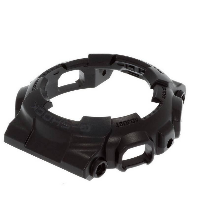 Bezel Capa Casio G-shock Ga-100CF-1A Preto Semi Brilhante  - E-Presentes