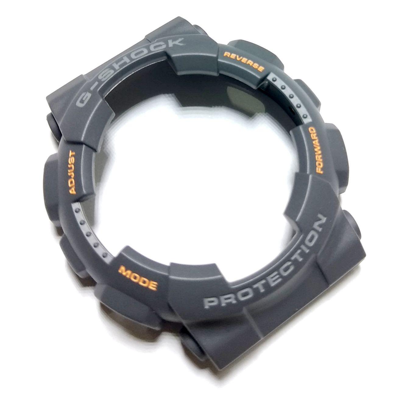 Bezel Capa Casio G-shock Ga-110TS-1a4 Resina Cinza *  - E-Presentes