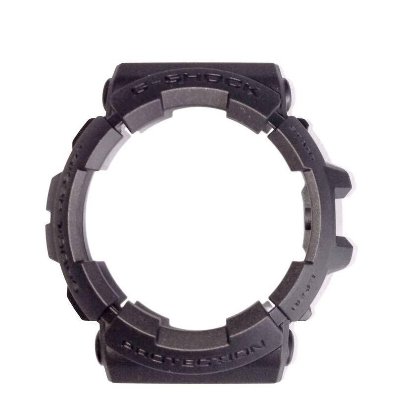 Bezel Capa Casio G-shock Gac-100-1a2 - Preto Fosco  - E-Presentes