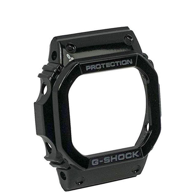 Bezel Capa Casio G-Shock GLX-5600-1 G-lide Preto Brilhante *  - E-Presentes