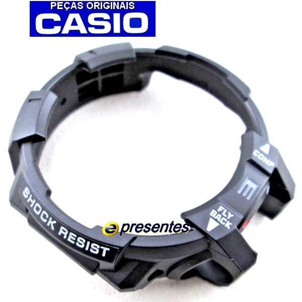 Bezel Capa Casio G-Shock Gravity Defier GW-A1100-1A  - E-Presentes