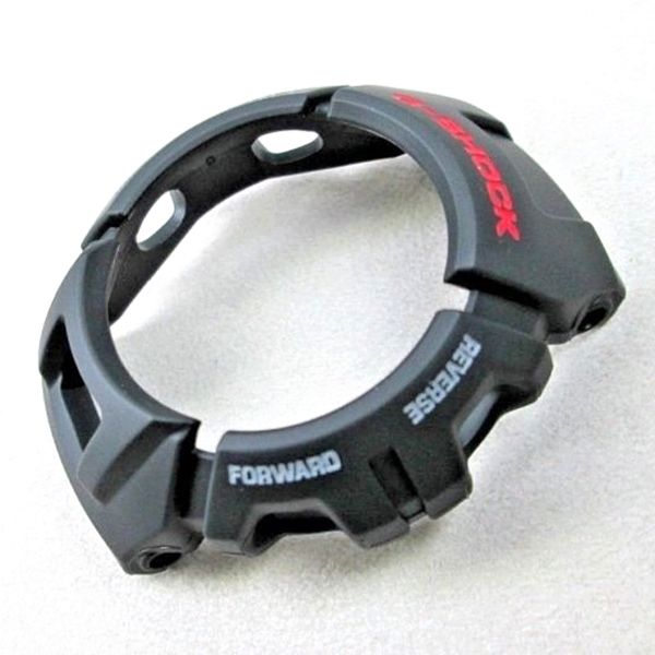 Bezel Capa Casio G-shock  Preto G-2900 - 100% Original (10092979)  - Alexandre Venturini