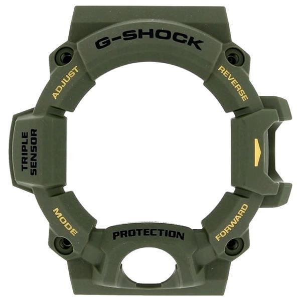 Bezel Capa Casio G-Shock Rangeman  GW-9400-3 Verde -  Peça 100% Original  - Alexandre Venturini