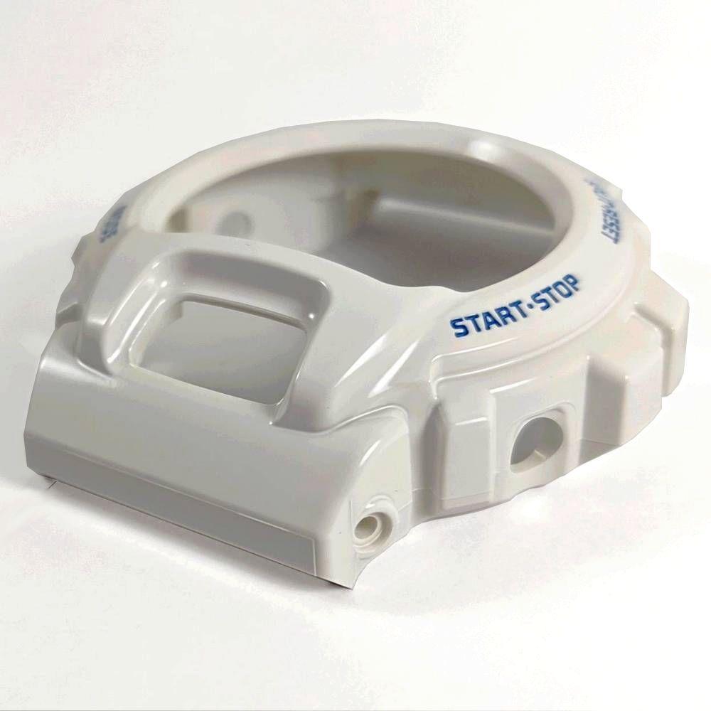 Bezel Capa DW-6900CS-7 Casio G-Shock Branco Brilhante *  - E-Presentes