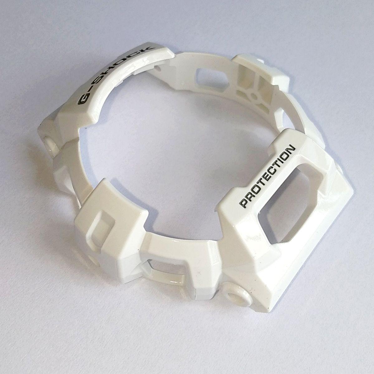 Bezel Capa G-8900A-1 Casio G-Shock Branco Verniz  - E-Presentes