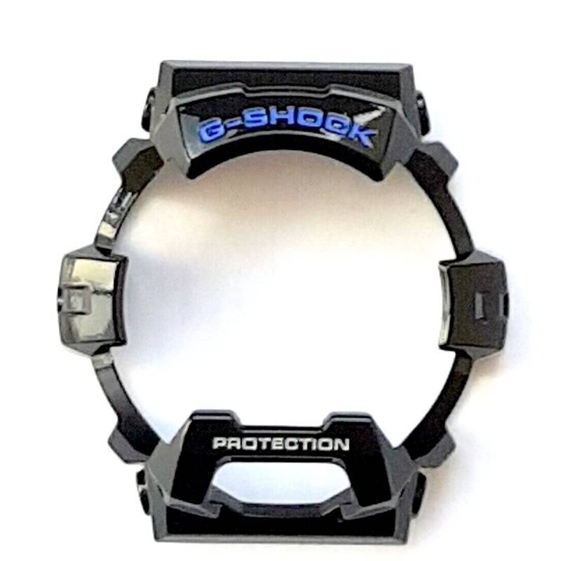 Bezel Capa G-8900A-1 Casio G-Shock Preto Verniz  - E-Presentes