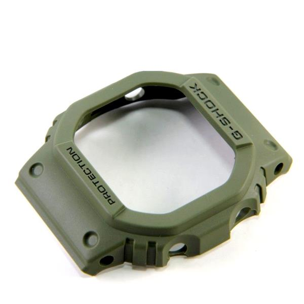 Bezel Capa G-shock DW-5600m-3 Verde Militar  - E-Presentes