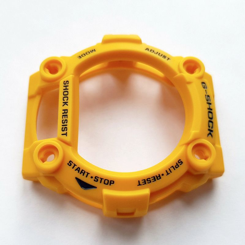 Bezel (capa) GW-7900CD-9 Casio G-shock Amarelo  - E-Presentes