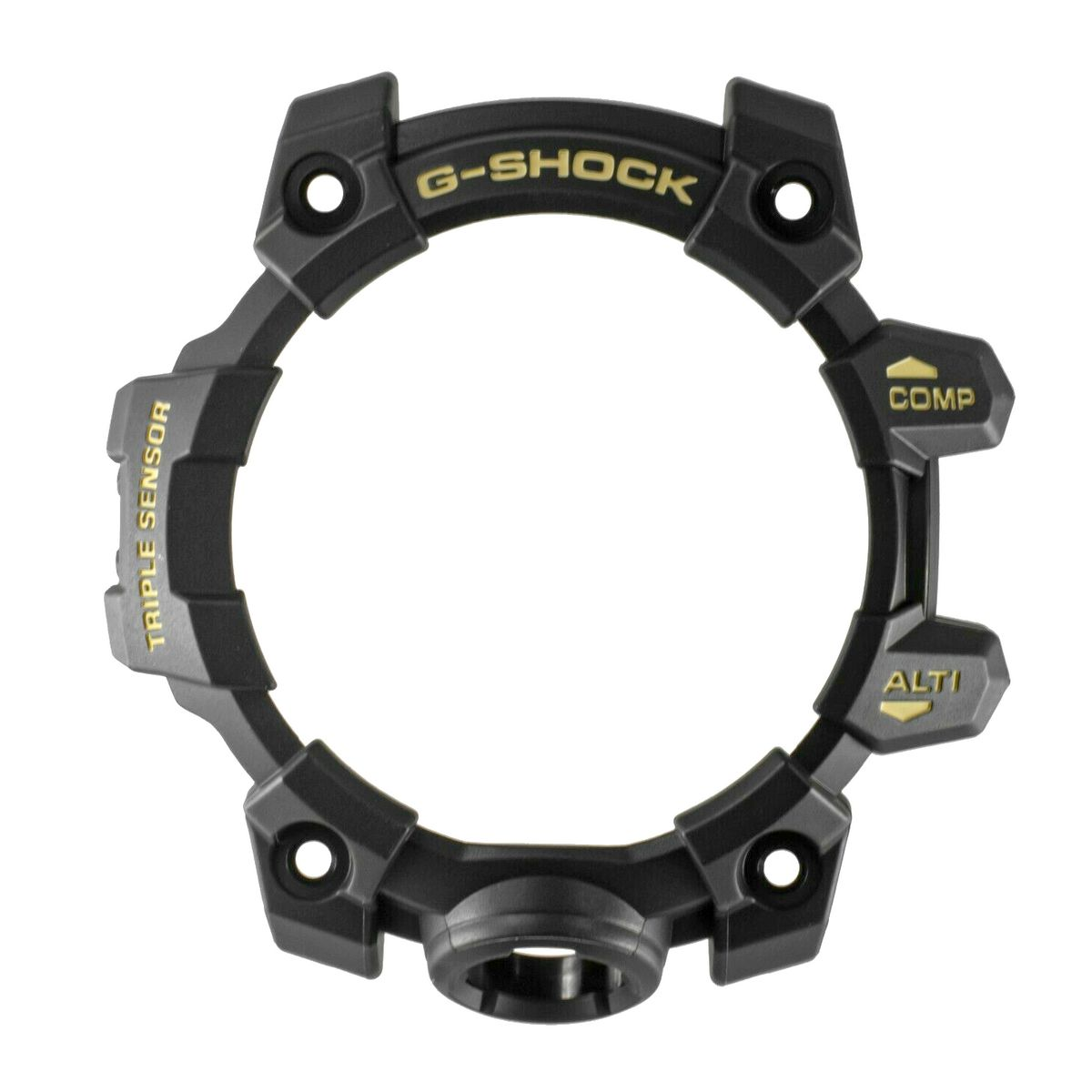 Bezel Capa GWG-1000-1A Casio G-shock Preto Fosco - 100% Original  - E-Presentes
