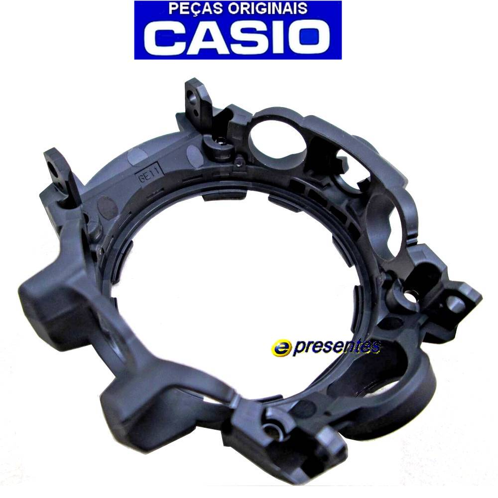 Bezel Capa GWG-1000-1A Casio G-shock Preto Fosco - 100% Original  - E-Presentes