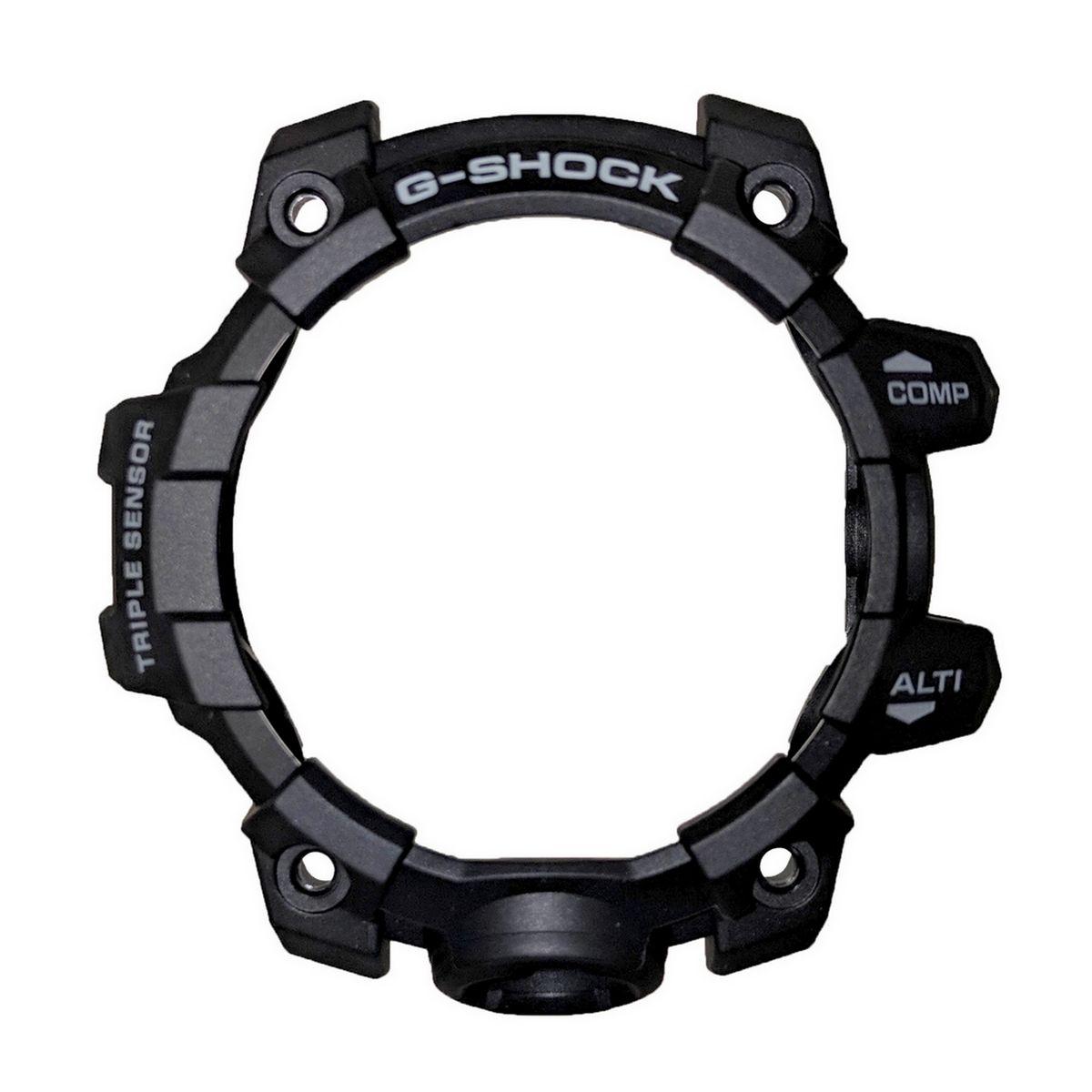 Bezel Capa GWG-1000RD-4A / GWG-1000-1A3 Casio G-shock Preto Fosco - 100% Original  - E-Presentes