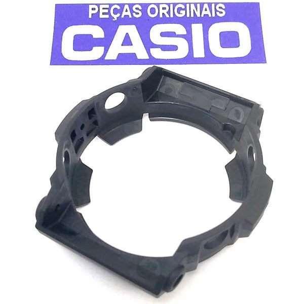 Bezel Capa Moldura Casio G-shock Ga-200 Ga-201 GAW-100 GAS-100  - E-Presentes