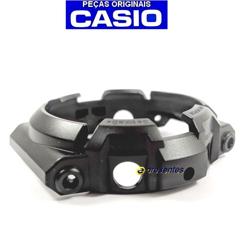 Bezel Capa Moldura Casio G-shock GA-201BA-1A  - E-Presentes