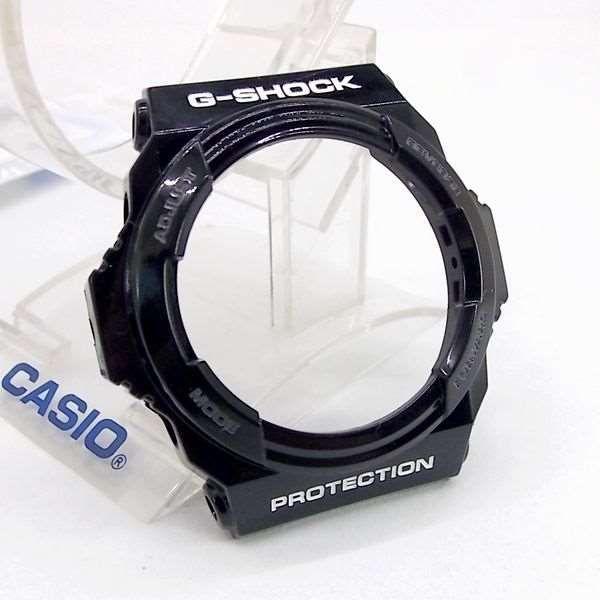 Bezel Capa Protetora Casio G-shock Ga-150bw Preto Brilhante Verniz  - E-Presentes