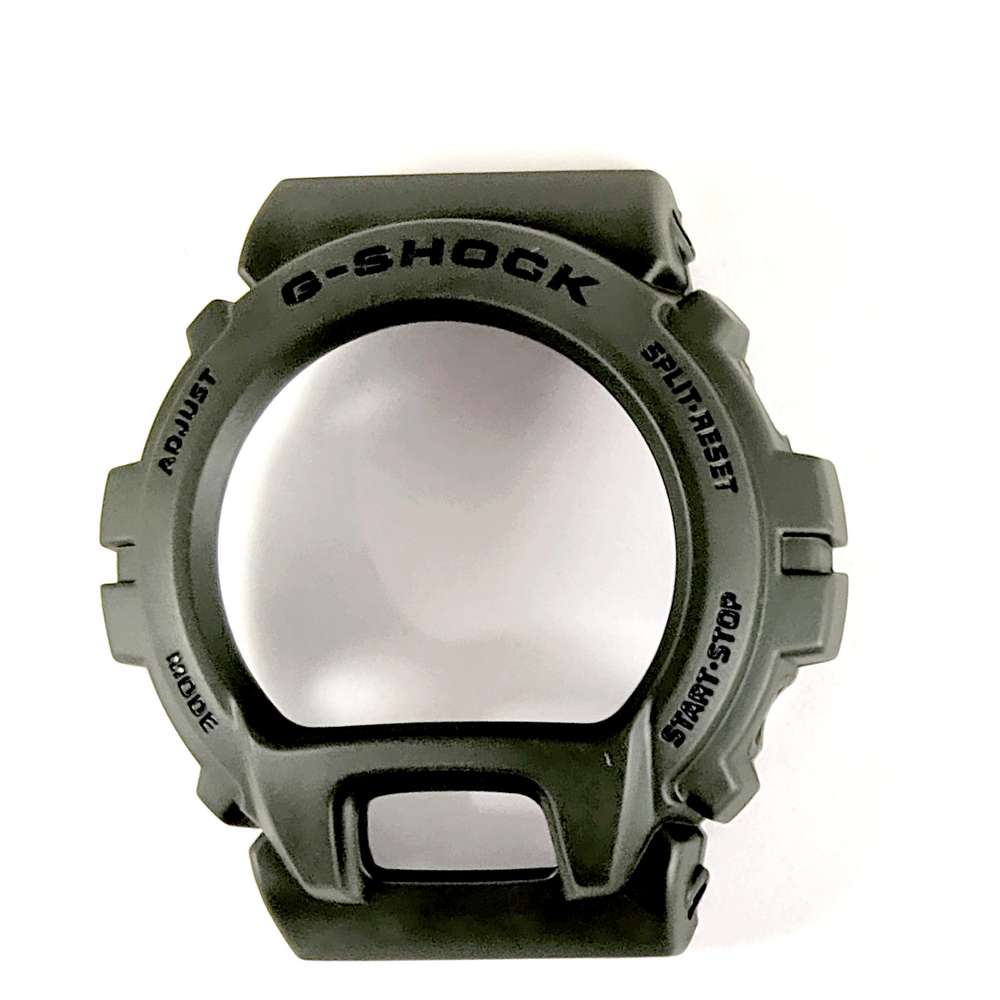 Bezel Capa Protetora DW-6900 Casio G-shock Verde Escuro Fosco *  - E-Presentes