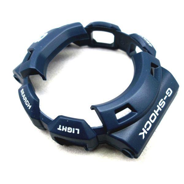 Bezel Capa Protetora G-9100-2 Casio G-shock Gulfman Azul  - E-Presentes
