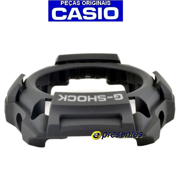 Bezel Capa Protetora G-shock  G-1100BD-1A G-1100B-1A GW-2000-1A  G-1500B-5A G-1500-1A GW-2500B-5A GW-2500-1A GW-2000BD-1A  - E-Presentes