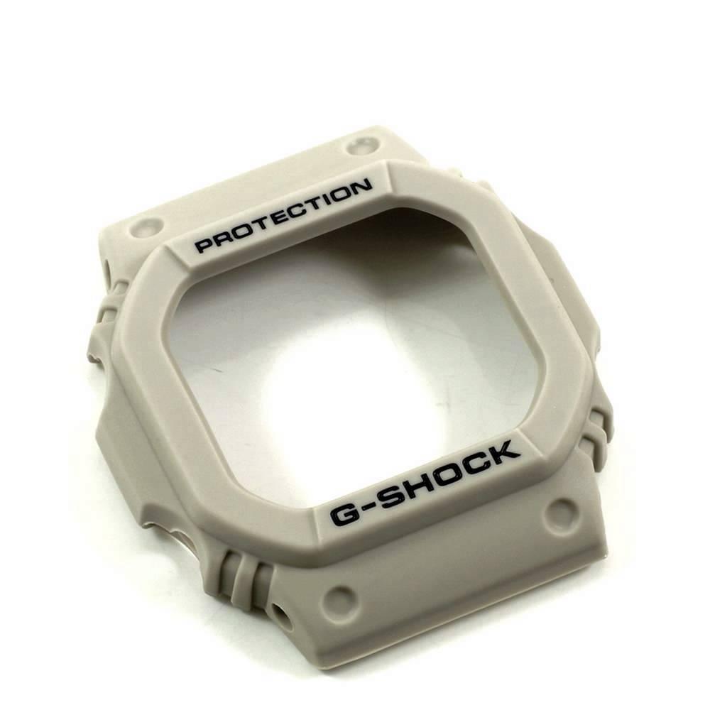 Bezel Capa Protetora GW-M5610SD-8  Casio G-shock Cor Bege  - E-Presentes
