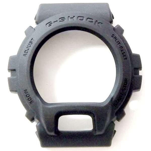 Bezel Casio G-shock DW-6900MS-1 dw6900 Preto fosco Estilo Militar  - E-Presentes