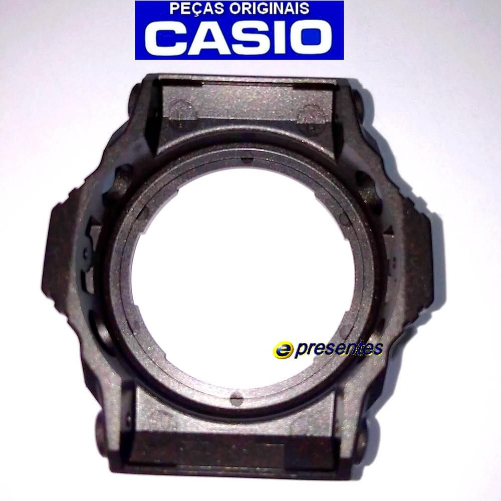 Bezel Casio G-shock GA-300a-5a Marrom Brilhante - 100% Original  - E-Presentes