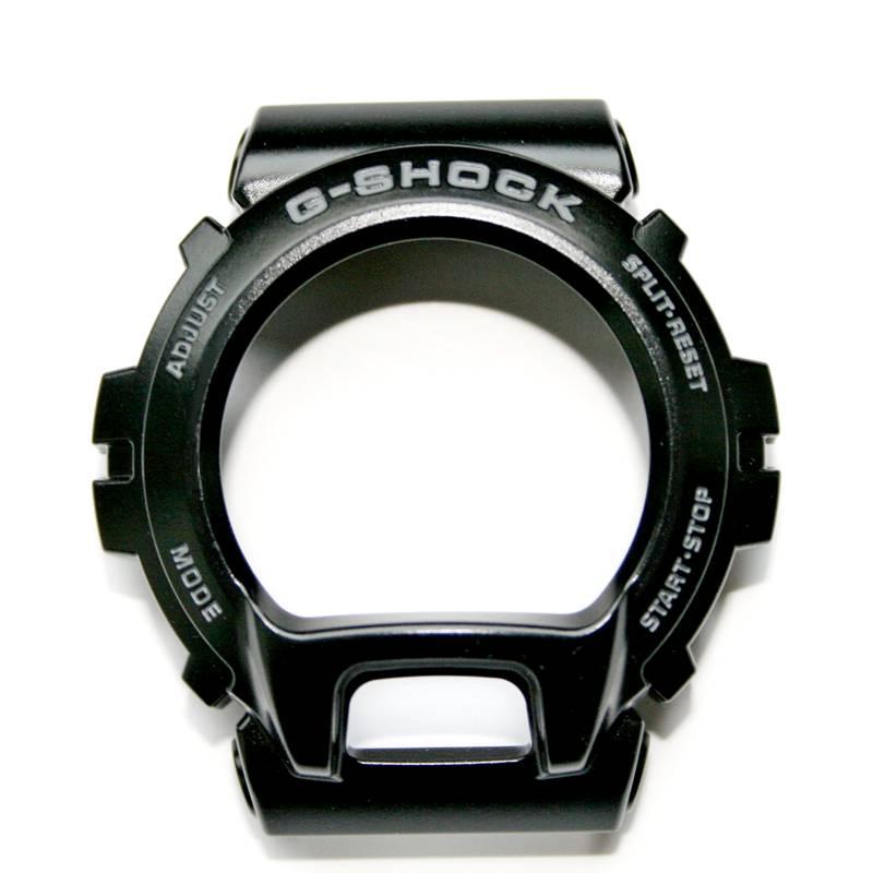 Bezel Casio G-shock GB-X6900B-1 Resina Preto Brilhante  - E-Presentes