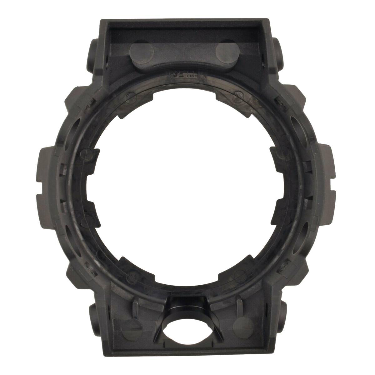 Bezel  Casio G-shock  GBA-800SF-1AGBA-800-1A Resina Preto  - E-Presentes