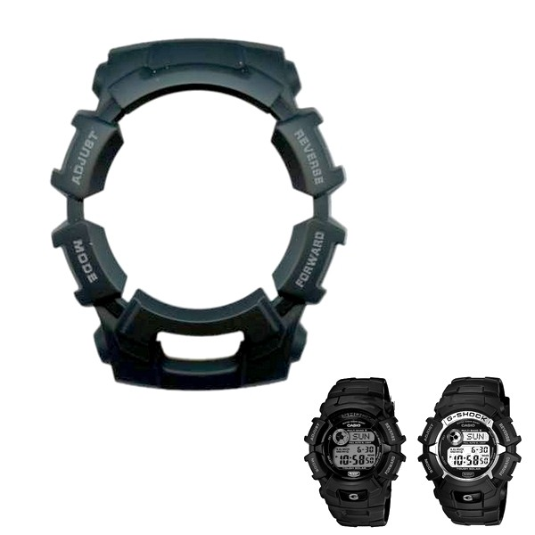 Bezel Casio G-shock GW-2310   GW-2310FB  Preto Fosco       - E-Presentes