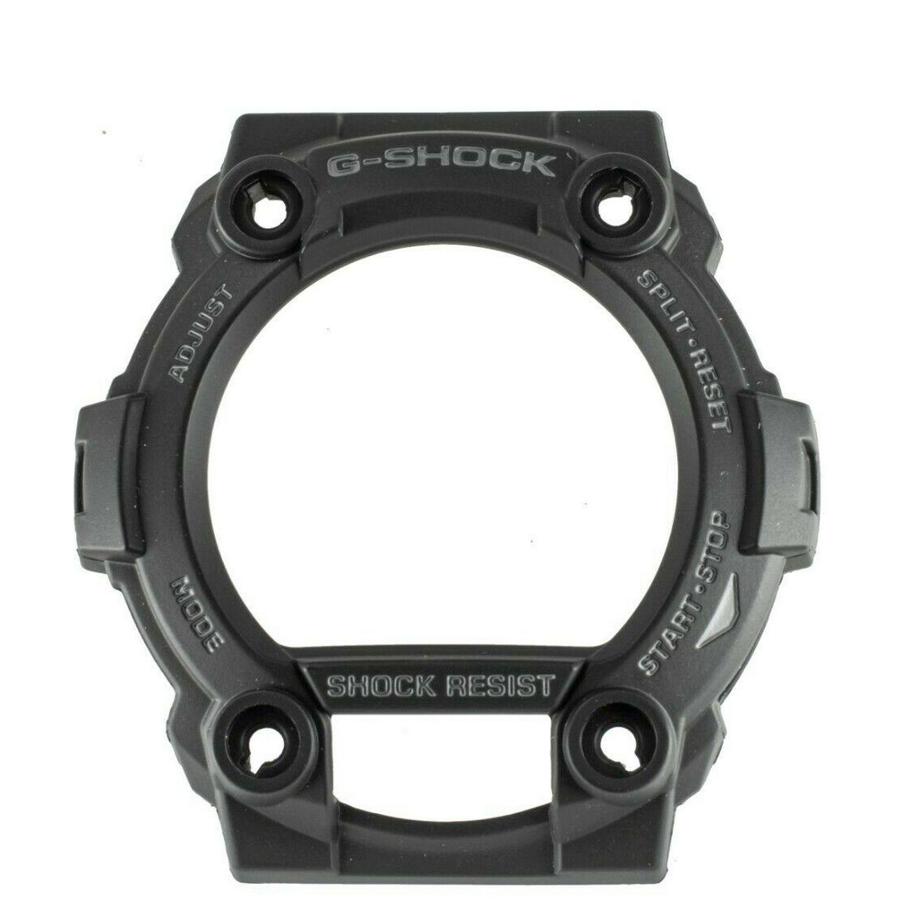 Bezel Casio G-shock GW-7900B-1 Resina Preto  - E-Presentes