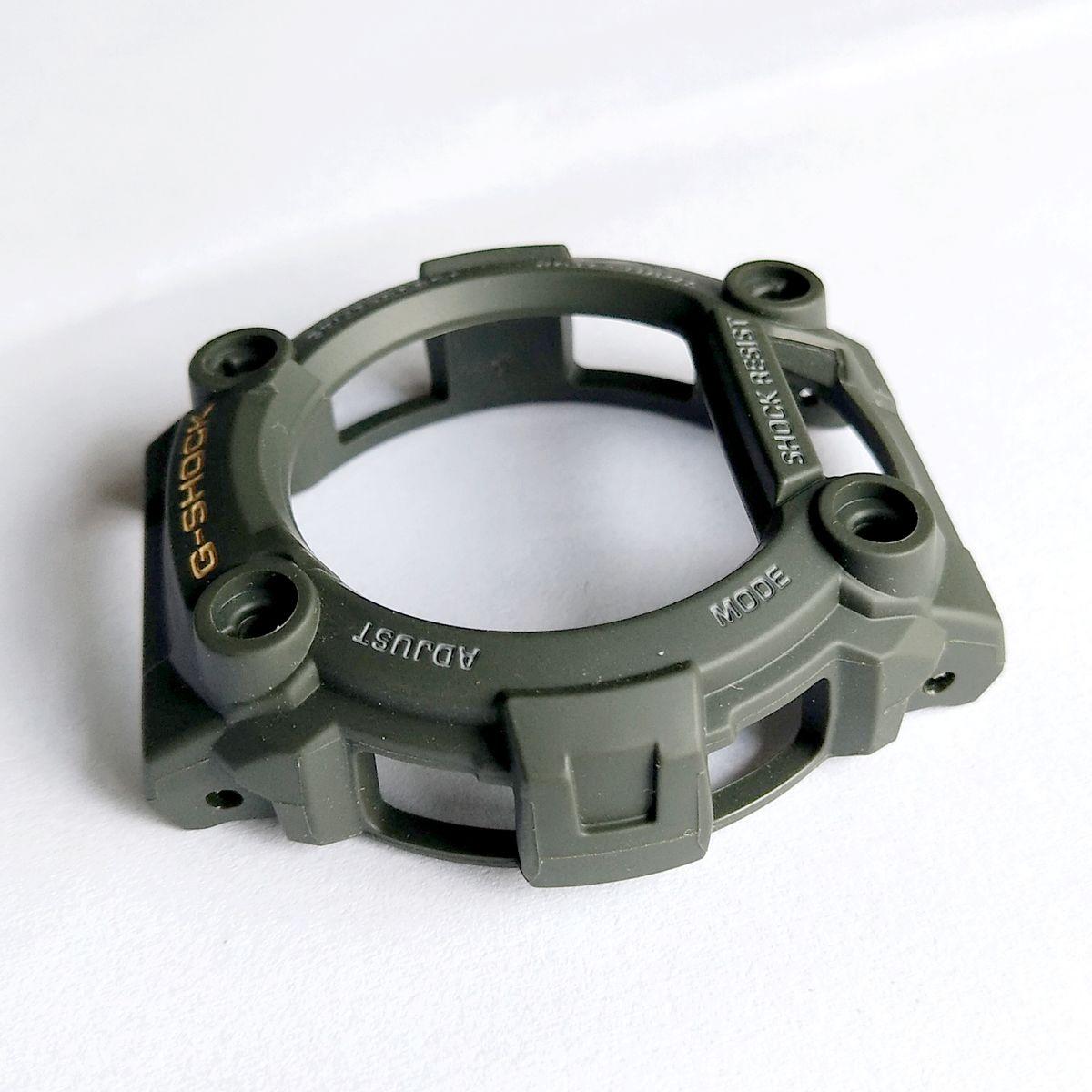 Bezel Casio G-shock G-7900-3dr Resina VErde - 100% Original  - E-Presentes