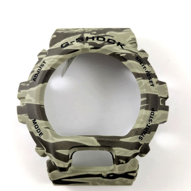 Bezel Casio GD-X6900cm-5 / GD-x6900TC-5v G-shock Camuflado Verde  - E-Presentes