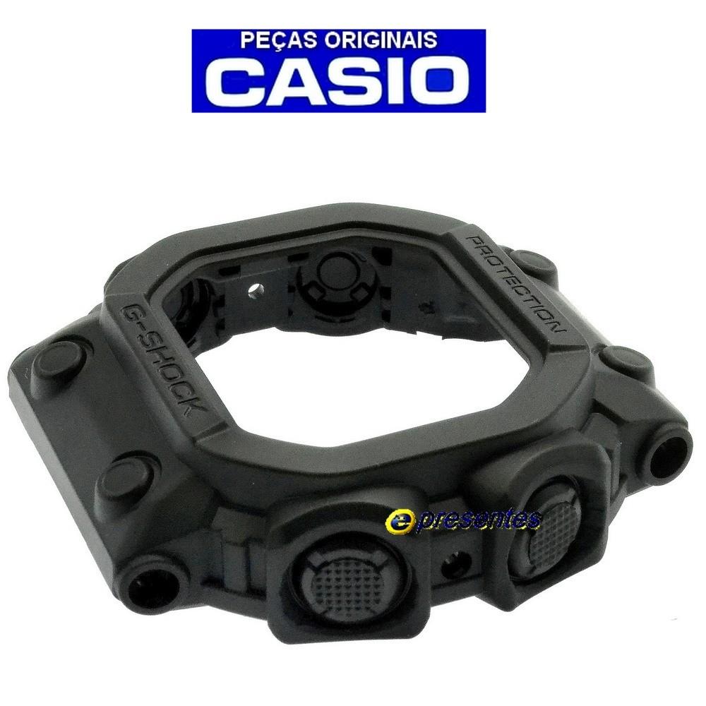 Bezel Casio GX-56BB-1 G-shock Preto Fosco 100% Original  - E-Presentes