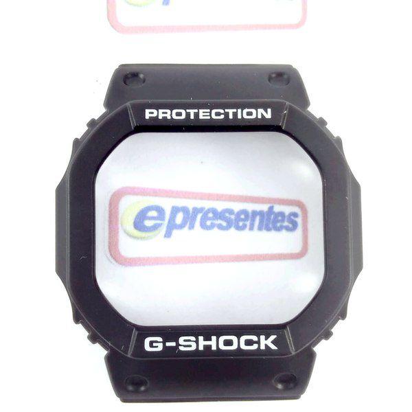 Bezel G-5600-1 GWM-5600 GWM-5610 Casio G-shock *  - E-Presentes