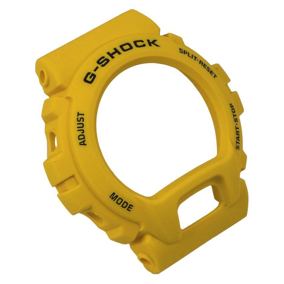 Bezel G-6900A-9 GW-6900A-9  Casio G-shock Amarelo fosco *  - E-Presentes