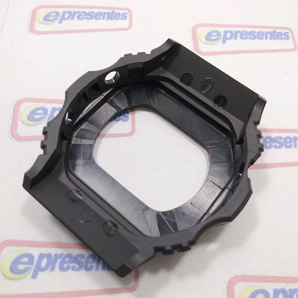 Bezel G-Shock DW-5700BBMB-1 DW-5700BBMA-1 DW-5750E-1B *  - E-Presentes