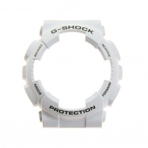 Bezel GA-100L-7A Casio G-shock Branco Acinzentado.  - E-Presentes
