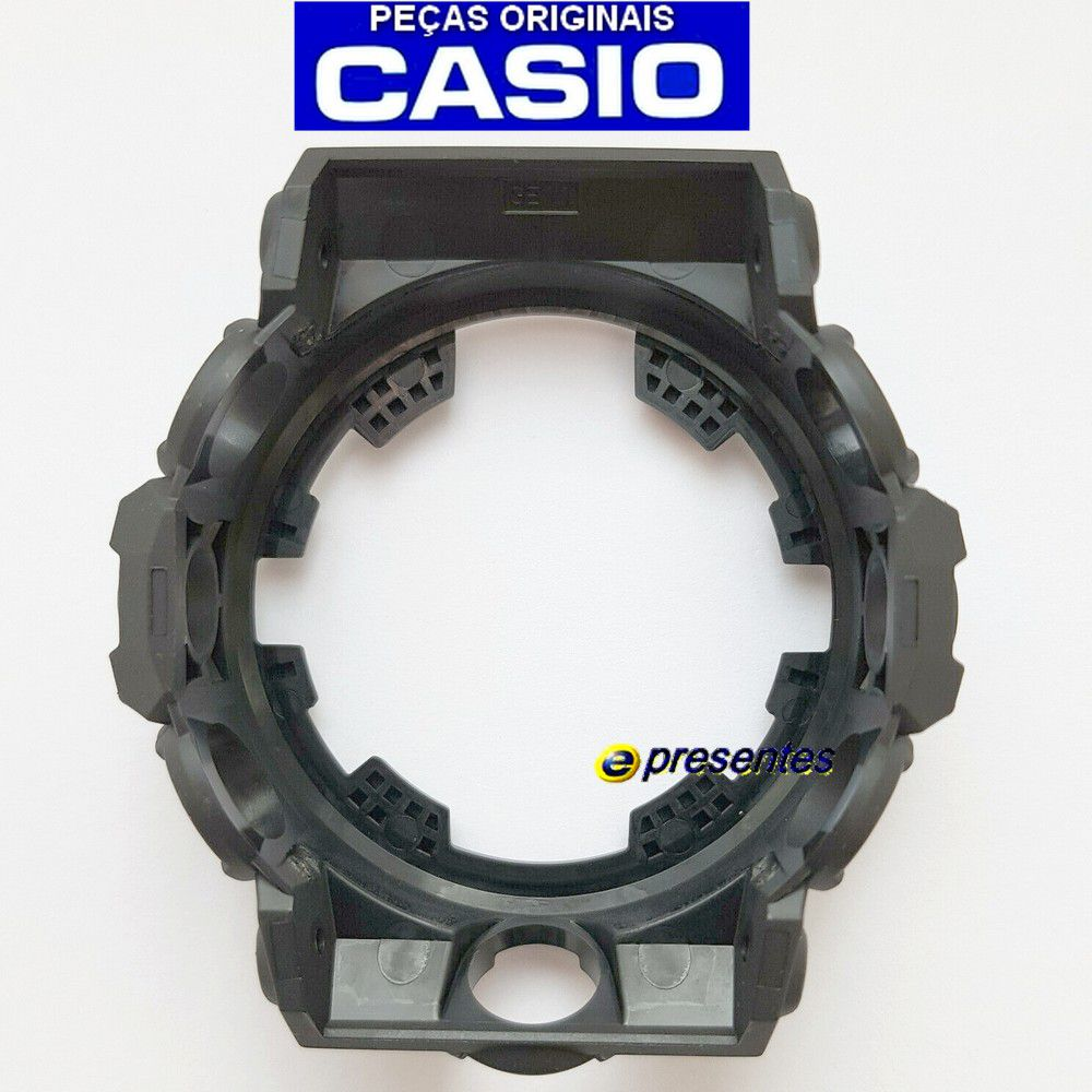Bezel GA-710-1A Casio G-shock Preto Fosco -100% Original   - E-Presentes