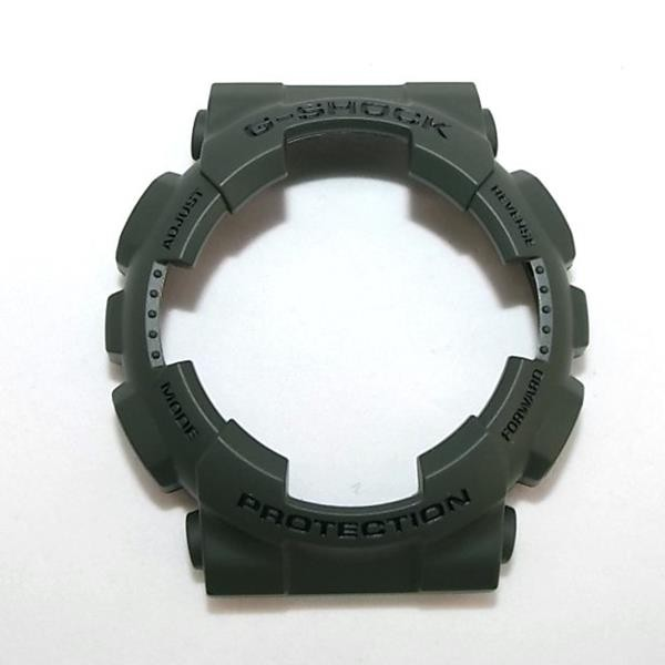 Bezel GD-100ms-3 Casio G-shock Verde - Peça Original - E-Presentes