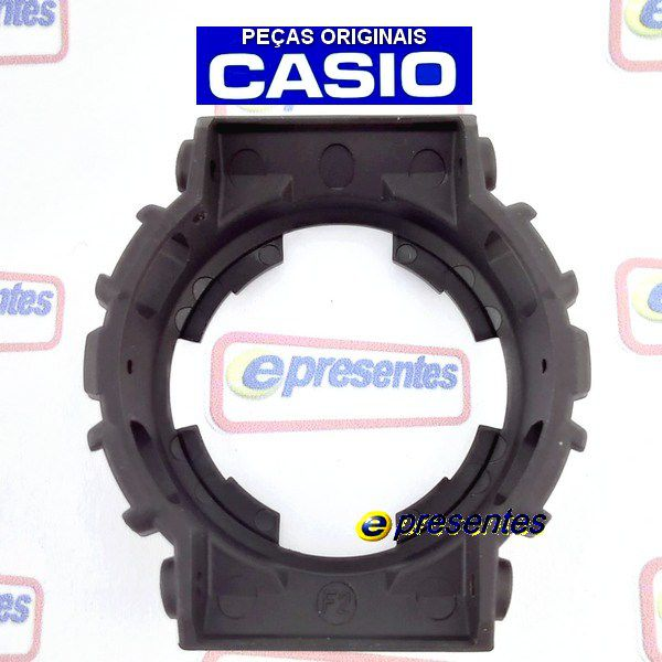 Bezel GD-120N-1B3 Casio G-shock Semi Brilhante  - E-Presentes