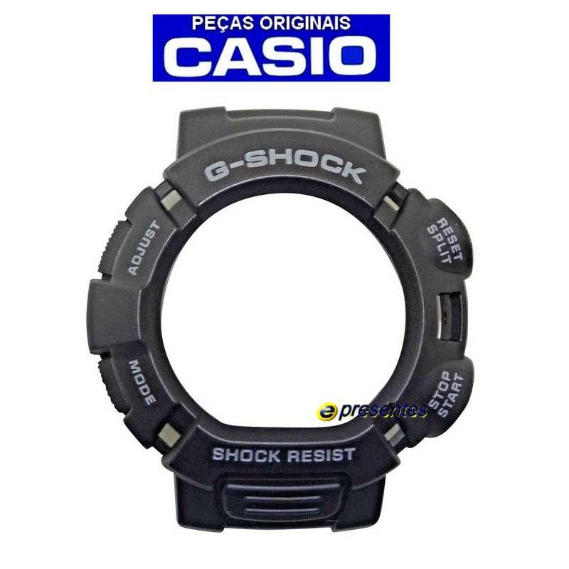 BEZEL Gw-9000 Casio G-shock Mudman- 100% ORIGINAL  - E-Presentes