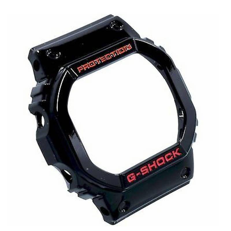 Bezel GWX-5600-1 Casio G-shock G-lide Preto Brilhante Verniz  - E-Presentes