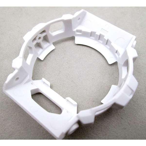 Bezel GWX-8900B-7A Branco Brilhante Verniz Casio G-Shock  - E-Presentes