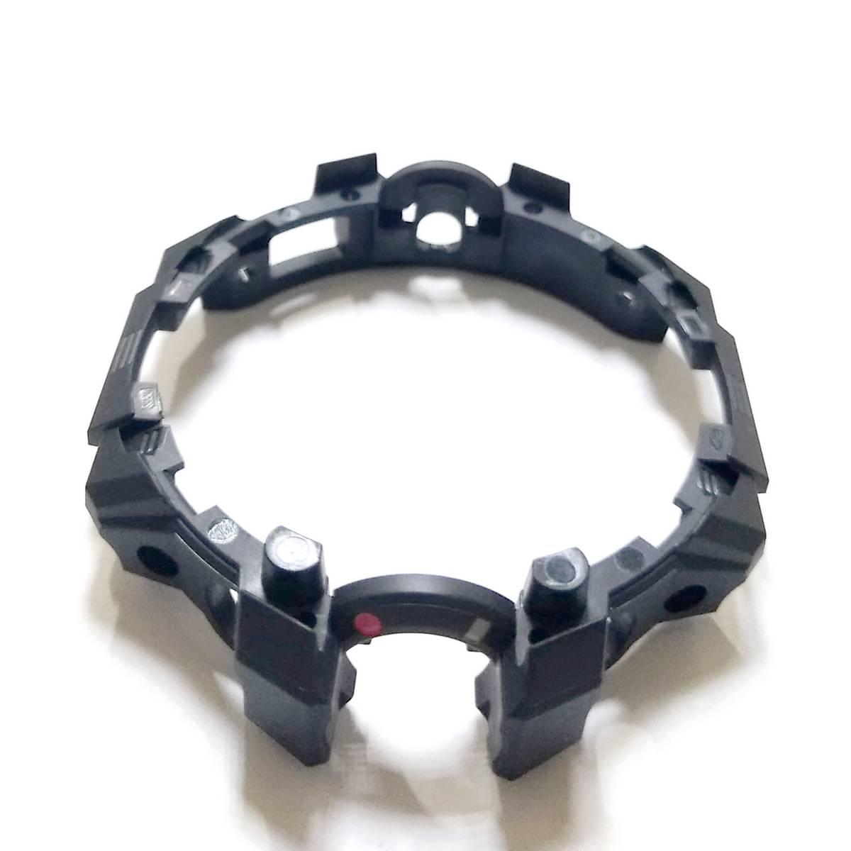 Bezel Inferior GW-A1000 Casio G-Shock Resina Preta   - E-Presentes