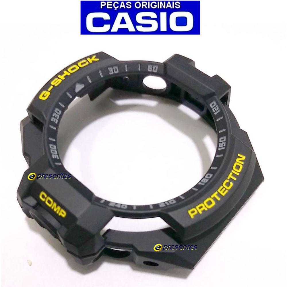 Bezel Interno + Externo Casio G-Shock GA-1000-8a / GA-1000-9B   - E-Presentes