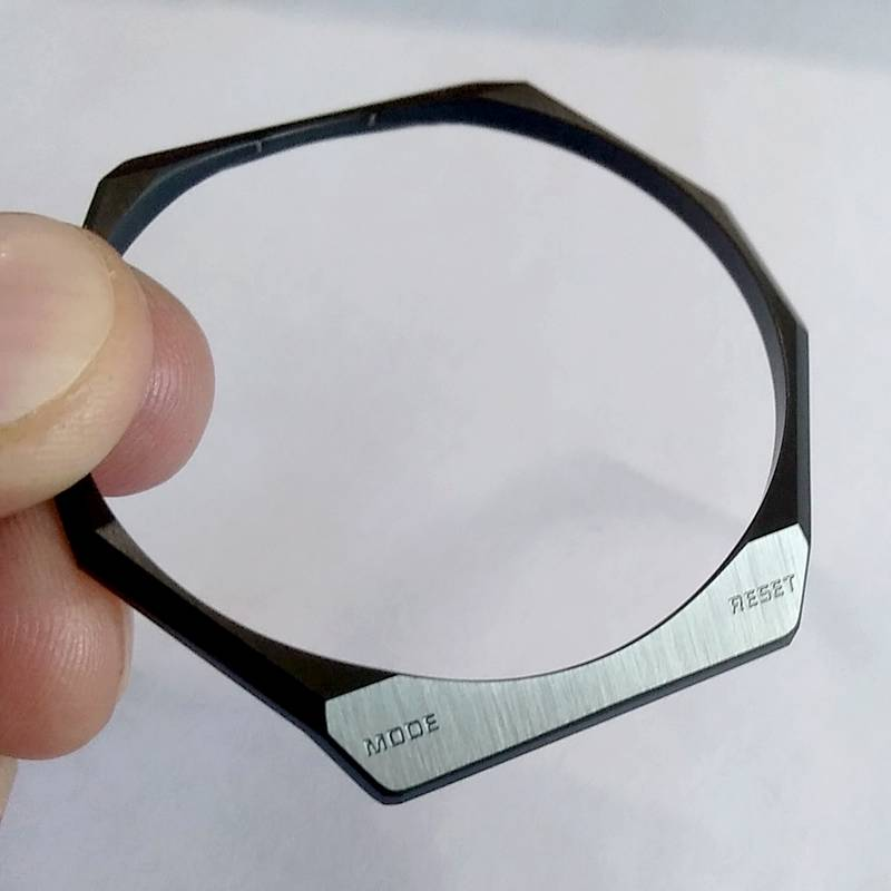 Bezel (Metal) Casio G-shock G-1400, GW-4000   - E-Presentes