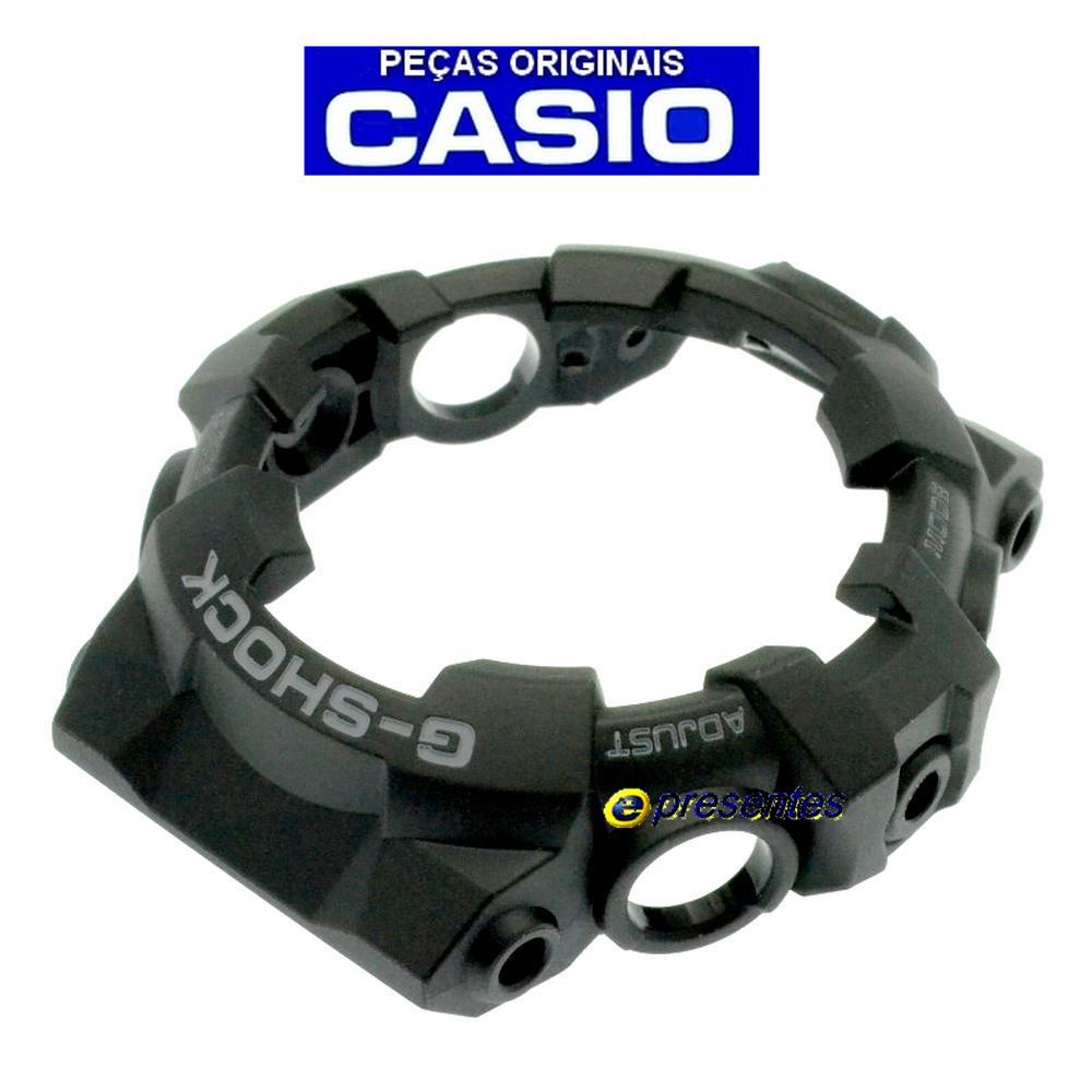 Bezel Original GA-710B-1 GA-700-1B Casio G-shock Preto Fosco *  - E-Presentes