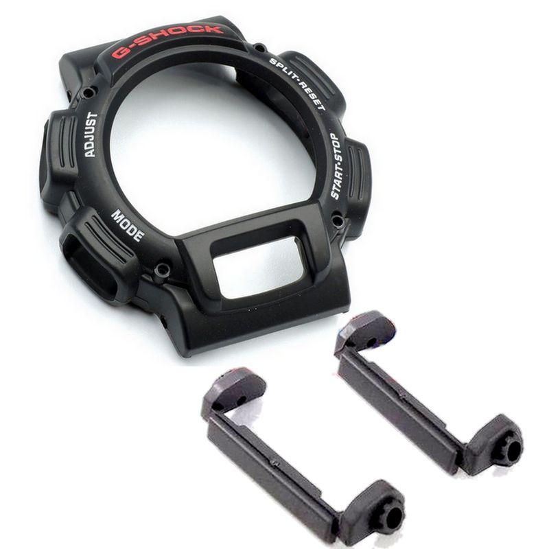 Bezel + Protector Case Back DW-9052 Pecas Originais Casio G-Shock  - E-Presentes